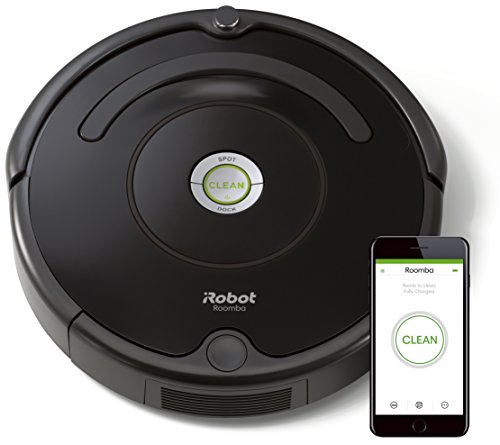 iRobot Roomba 671 Saugroboter (schwarz)