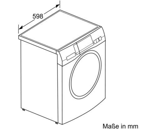Relativ Bosch WAY327X0 Waschmaschine (A+++, 1600 UpM) ab 410,36 CQ95