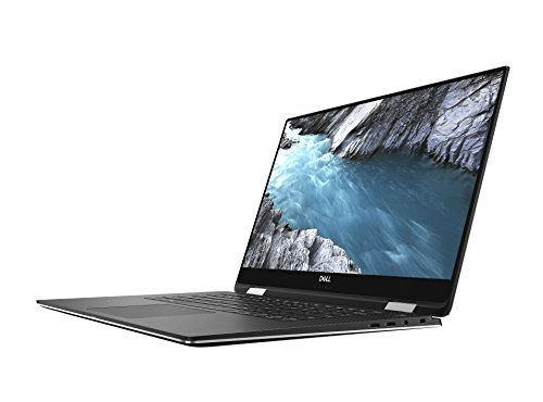 Dell XPS 15 9575 2-in-1 Convertible Notebook (Silber)