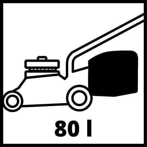 3404765 Einhell Benzin-Rasenmäher GC-PM 56 S HW