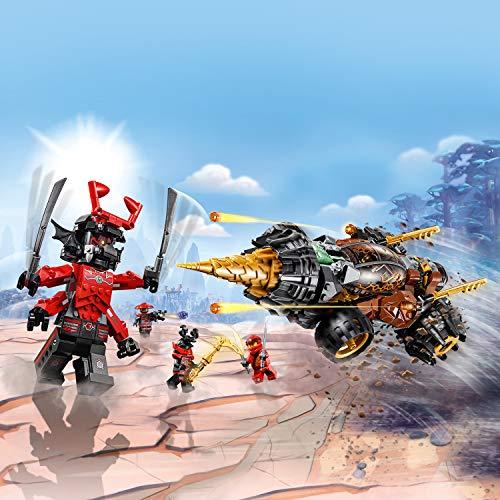 "LEGO® NINJAGO® 70669 /""Coles Powerbohrer/"" Legacy Steinarmee NEU//OVP NEW MISB"