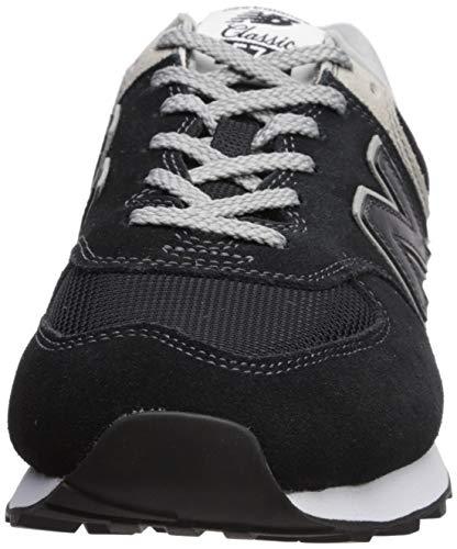 New Balance Herren 574v2 Core Sneaker, Schwarz (Black), 45 EU Vergleichen  Sie die Preise bei PriceX.de