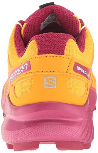 Salomon Damen Speedcross 4 GTX W Traillaufschuhe,Orange (Bri