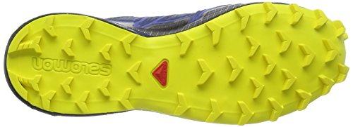 Salomon Herren Speedcross 4 GTX Trailrunning Schuhe, Blau (S veXXA