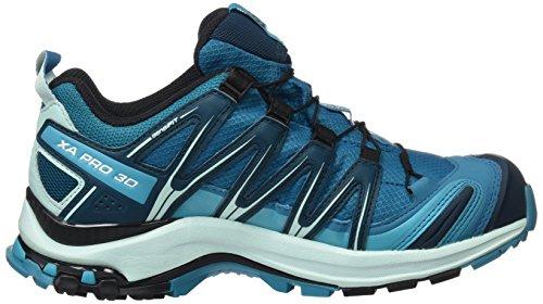 Salomon Xa Pro 3d Gtx W,Damen Traillaufschuhe,Blau (Eggshell