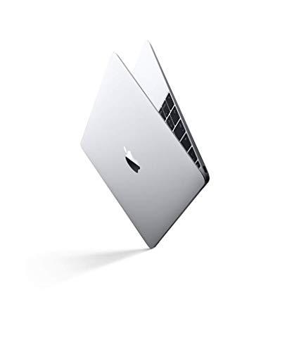 Apple MacBook (12 Zoll,1,2 GHz Dual-Core Intel Core m3,256 GB) - Silber