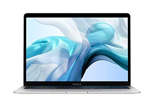 Apple MacBook Air (13 Zoll,1,6 GHz Dual-Core Intel Core i5 Prozessor,128 GB) - Silber