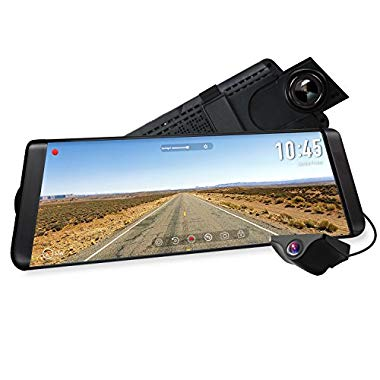 AUTO-VOX X2 Streaming Dashcam