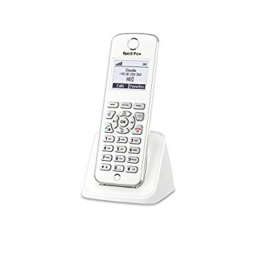 AVM Fritz Fon M2 Dect-Komforttelefon (HD-Telefonie, internationale Version)