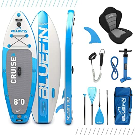 Bluefin Cruise Junior SUP Board Set