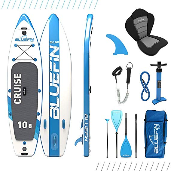 Bluefin Cruise SUP Board Set