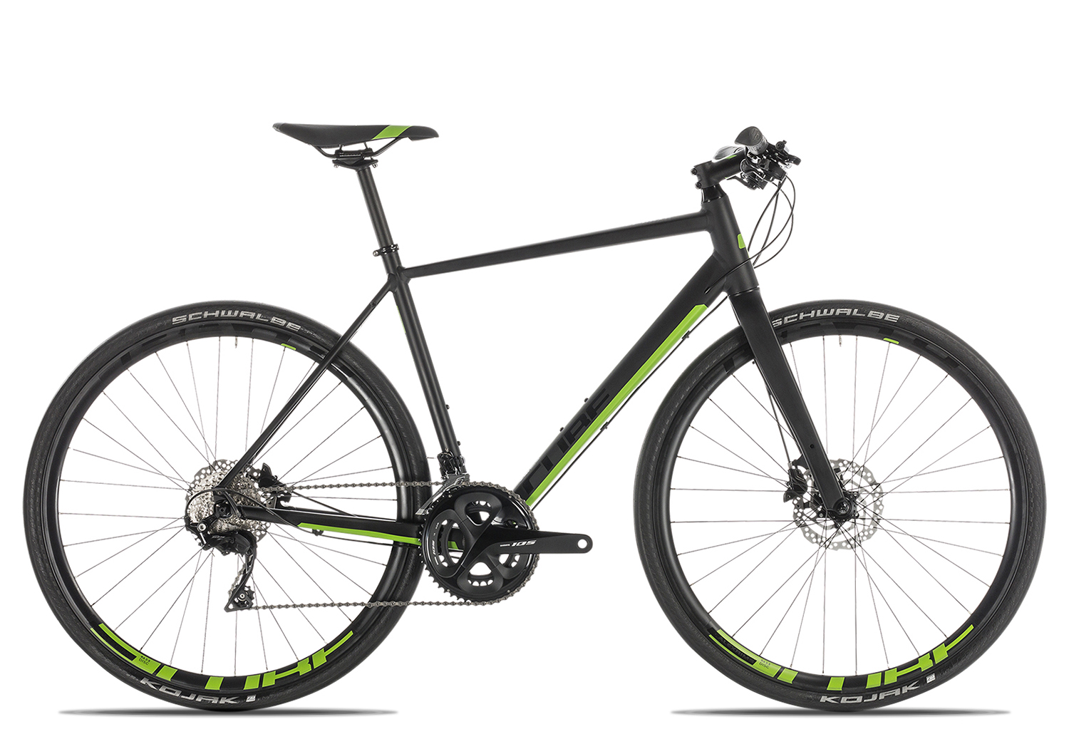Cube SL Road Race 2019 | 62 cm | black´n´green