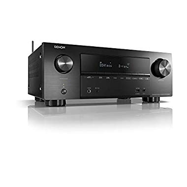 Denon AVR-X2500H 7.2 Surround AV-Receiver