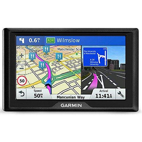 Garmin Drive 51 LMT-S WE Navigationssystem (Kontinent-Ausschnitt) (5-inch display, Single, Karten Westeuropa)