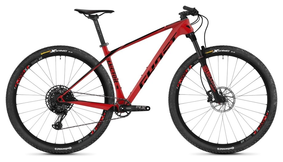 Ghost Lector 3.9 LC Modell 2019 (Rot, L)