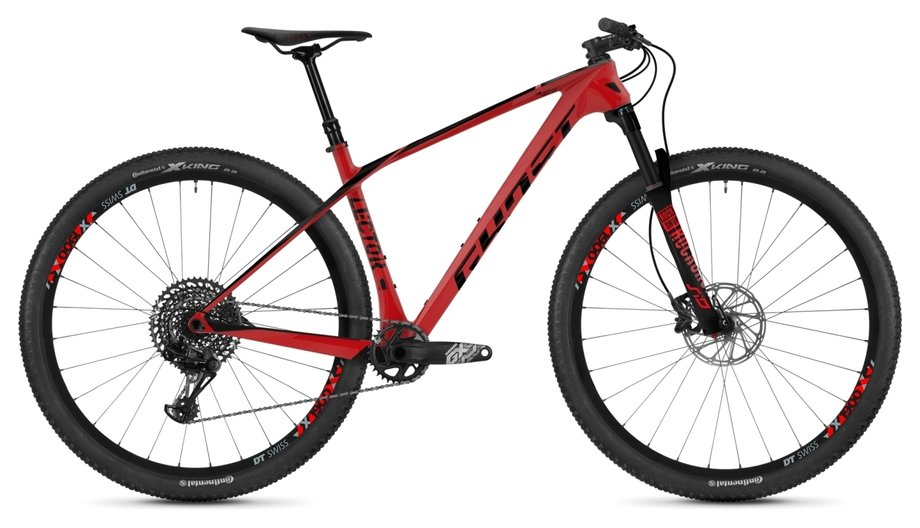 Ghost Lector 5.9 LC Modell 2019 (Rot, M)