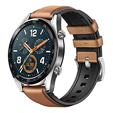Huawei Watch GT Classic Smartwatch (saddle/braun)