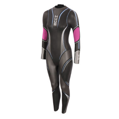HUUB Acara 3:5 Neoprenanzug (Schwarz,Medium Large)