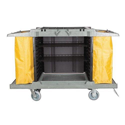 Jantex Reinigungswagen mit 2 Säcken