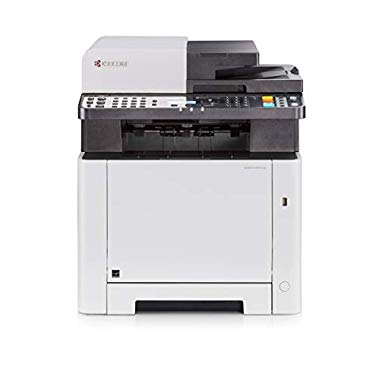 Kyocera Ecosys M5521cdn Farblaser Multifunktionsdrucker. Drucker,Kopierer,Scanner,Faxgerät. Inkl. Mobile-Print-Funktion. Amazon Dash Replenishment-Kompatibel (M5521cdn/3 Jahre Garantie)