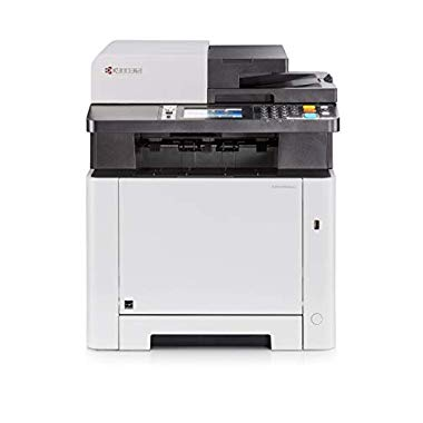 Kyocera Ecosys M5526cdn Farblaser Multifunktionsdrucker: Drucker,Kopierer,Scanner,Faxgerät. Inkl. Mobile-Print-Funktion. Amazon Dash Replenishment Funktion (M5526cdn/3 Jahre Garantie)