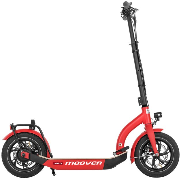 Metz Moover E-Scooter (216 Wh, Rot)