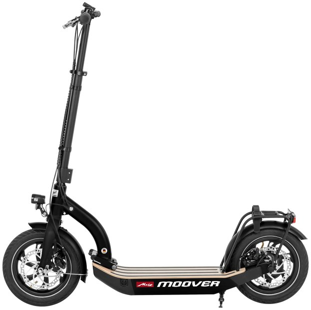 Metz Moover E-Scooter (216 Wh, Schwarz)