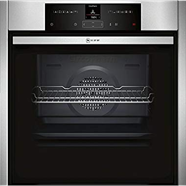 Neff BCR5522N Backofen mit CircoTherm, EasyClean, Pyrolyse, Slide&Hide (A+)