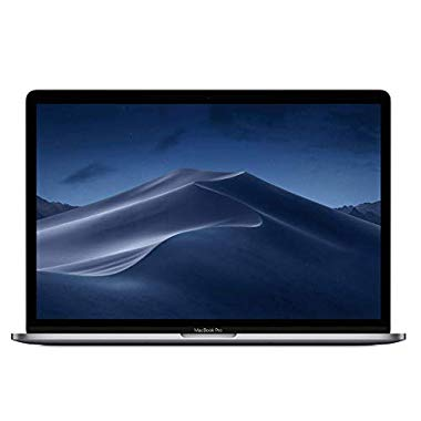 "Neues Apple MacBook Pro (15"",2,6 GHz 6-Core Intel Core i7 prozessor der 9. generation,256GB) - Space Grau"