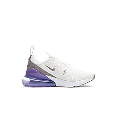 Nike Damen W Air Max 270 Leichtathletikschuhe,Mehrfarbig (Sail/Pumice/Space Purple/White 000),42.5 EU