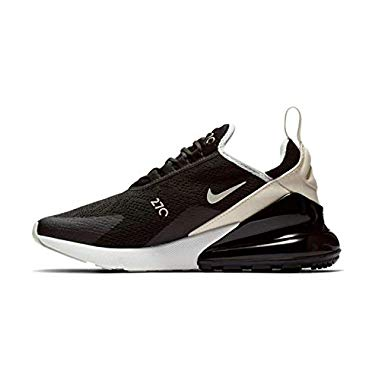 Nike Damen W Air Max 270 Leichtathletikschuhe,Mehrfarbig (Black Light Bone 010),43 EU