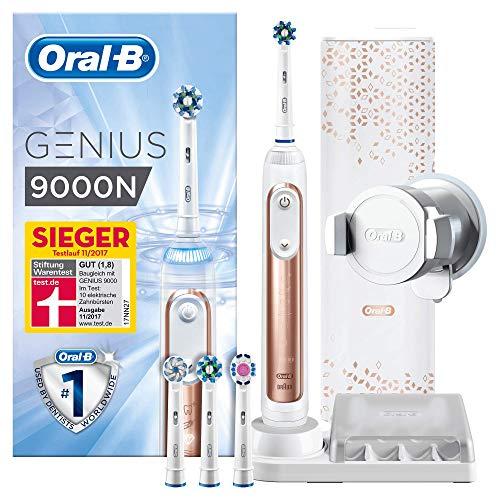 Oral B Genius 9000n Elektrische Zahnburste Mit Positionserke Ab 89 99 Preisvergleich Von Pricex De