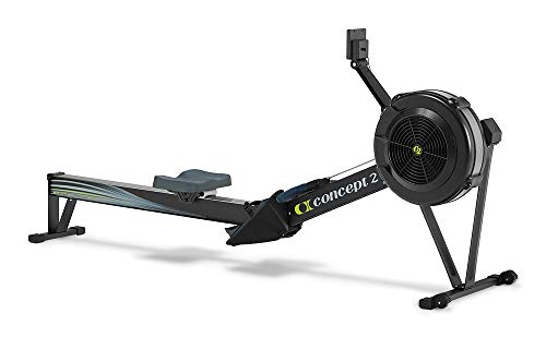 Concept2 Model D Indoor Rower mit PM5 (schwarz)