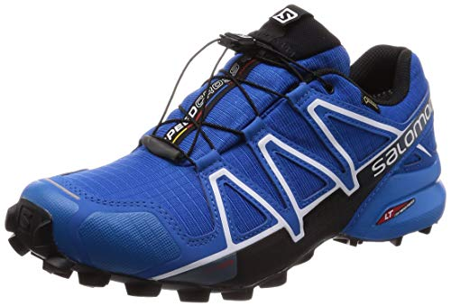 Schuhe SALOMON Speedcross 4 Gtx GORE TEX 406604 27 V0 Sky DiverIndigo BuntingBlack