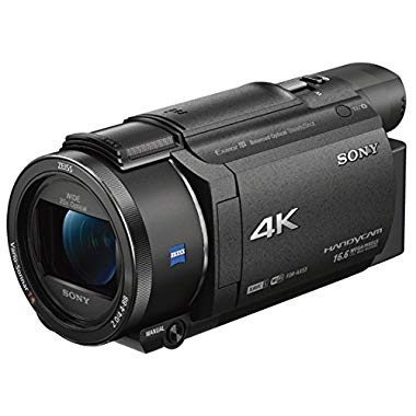 Sony FDR-AX53 4K Ultra HD Camcorder