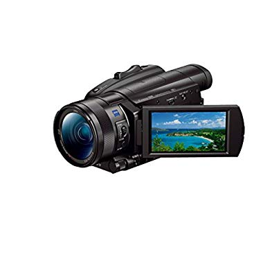 Sony FDR-AX700 Handycam HDR 4K Ultra HD Camcorder