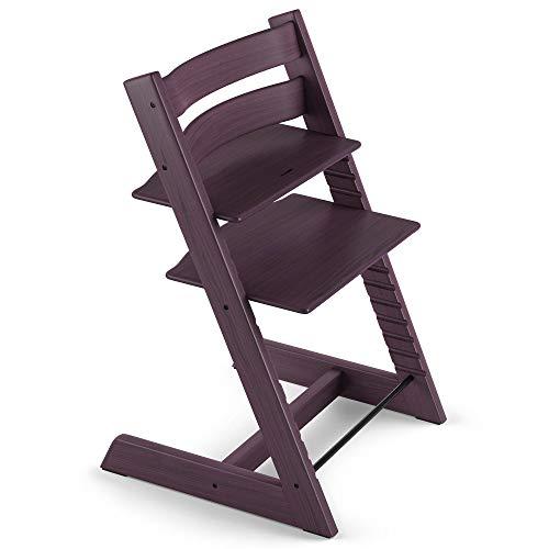 STOKKE Kinderhochstuhl Tripp Trapp Plum Purple