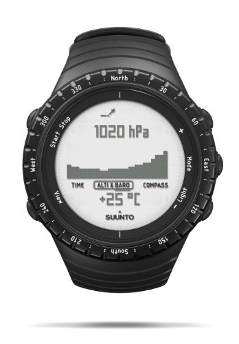 Suunto Core (Regular, Schwarz)
