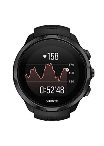 Suunto Spartan Sport Wrist HR, schwarz (Einheitsgröße)