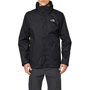 The North Face Herren Doppeljacke Evolve II Triclimate,schwarz (Tnf Black),XL,T0CG55