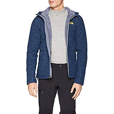 THE NORTH FACE Herren Zermatt Kapuzenjacke,Shady Blue Heather,S