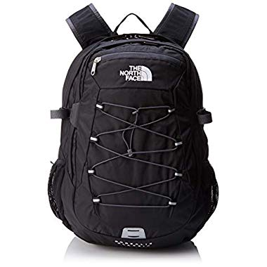 The North Face Unisex Rucksack Borealis Classic (TNF Black / Asphalt Grey)