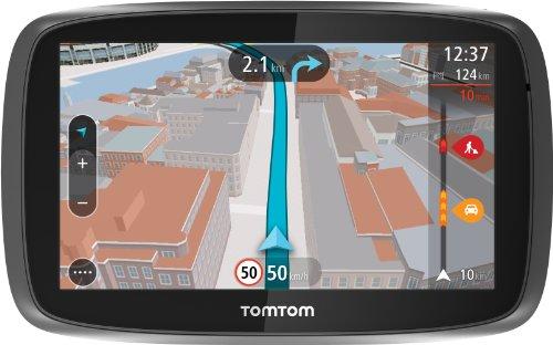 TomTom Go 500 Speak & Go Auto-Navigation (13 cm Display, Traffic via Smartphone)