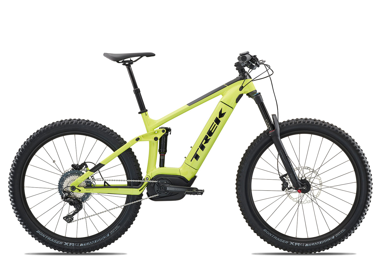 Trek Powerfly FS 7 2019 | 18.5 Zoll | Volt Green