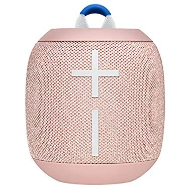 Ultimate Ears Wonderboom 2 mobiler kabelloser Bluetooth-Lautsprecher (just peach)