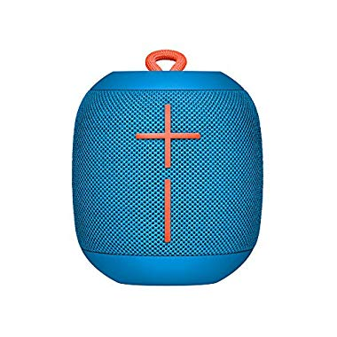Ultimate Ears WonderBoom Bluetooth Lautsprecher,blau
