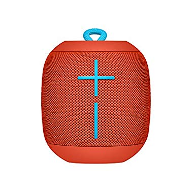 Ultimate Ears WonderBoom Bluetooth Lautsprecher - rot