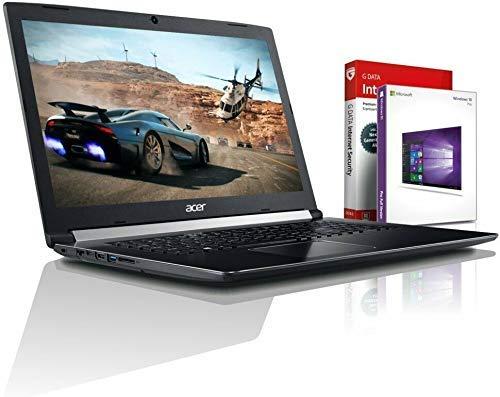 Acer Ultra i7 SSD Gaming (17,3 Zoll Full-HD) Notebook (Intel Core i7 8550U mit 4 GHz, 20GB DDR4, 1050 GB SSD, NVIDIA Geforce MX 150 GDDR5, DVDR/RW, HDMI, Windows 10, MS Office) #6090