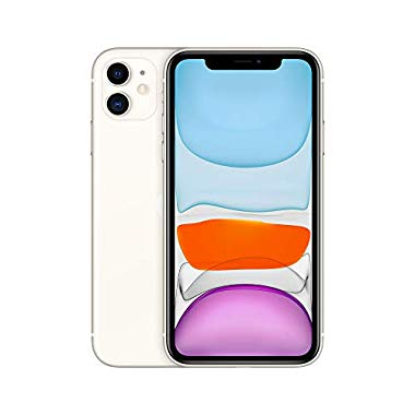 Apple iPhone 11 (128 GB) - Weiß