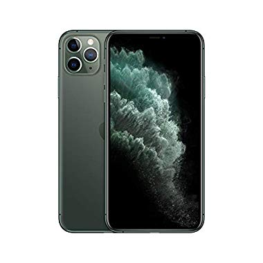 Apple iPhone 11 Pro Max (256 GB) - Nachtgrün